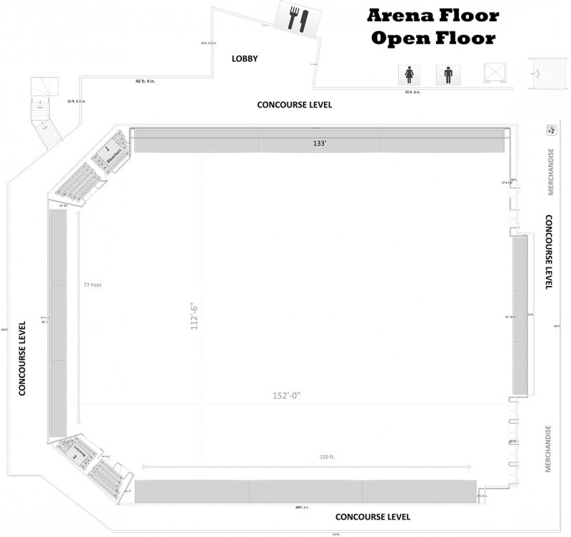ERRF Sample Interactive Floorplan